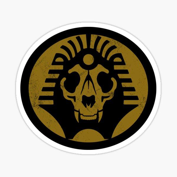 S.P.H.I.N.X. logo — The Venture Bros.  Sticker