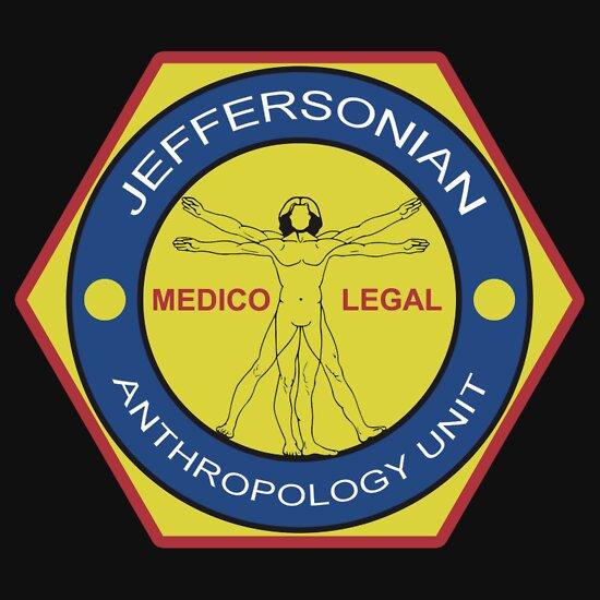 TShirtGifter presents: Jeffersonian Institute - Bones
