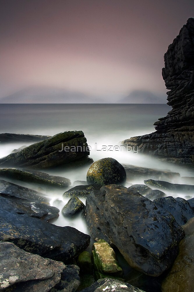 What Lies Beyond by Jeanie