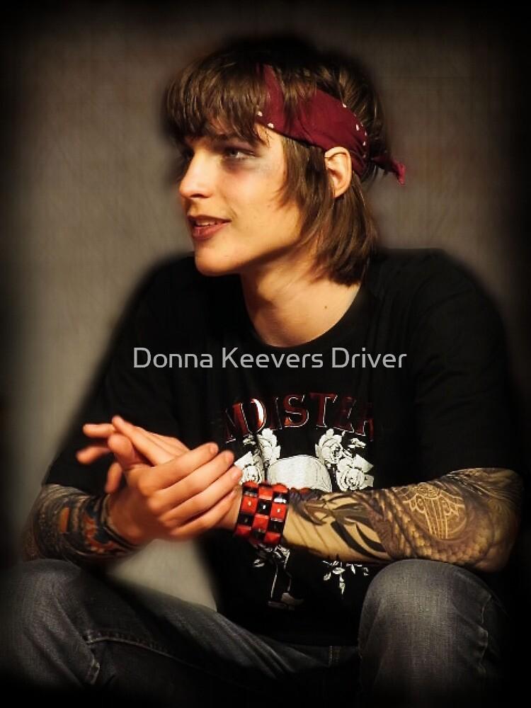 Matt by Donna Keevers Driver
