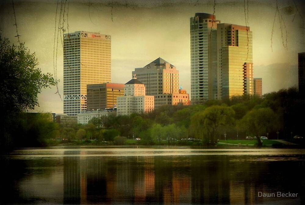 Milwaukee View © by Dawn Becker