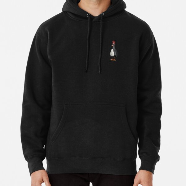 Feathers Mcgraw Pullover Hoodie