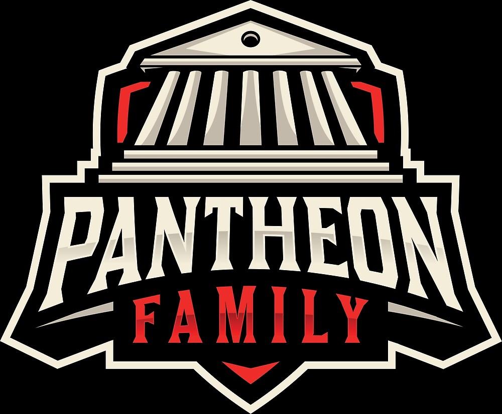 Pantheon Logo by PantheonFamily
