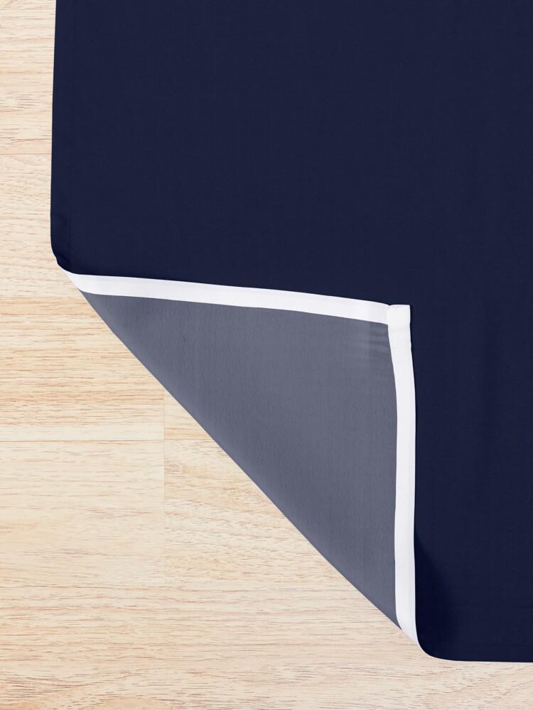 Alternate view of Bear Shower Curtain