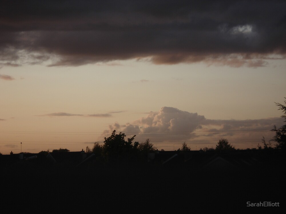 Gloomy Day by SarahElliott