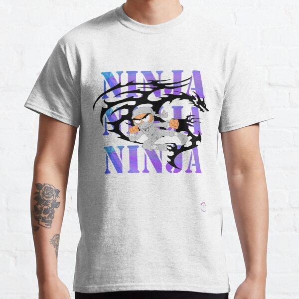 Retro Ninja Classic T-Shirt