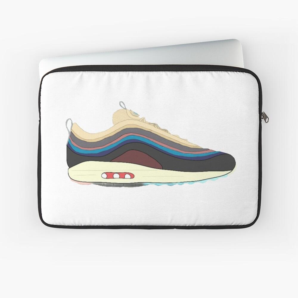 Coque iPhone « Nike Air Max 1/97 Sean Wotherspoon », par Milhoo ...