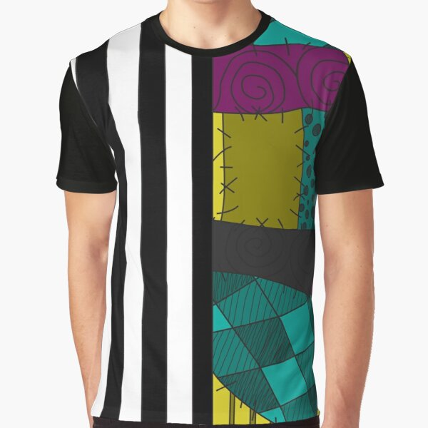 Jack & Sally  Graphic T-Shirt