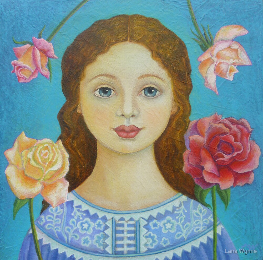 Take Time To Smell The Roses by Lana Wynne