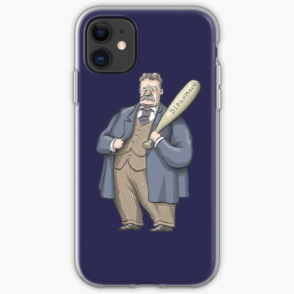 Theodore Roosevelt iPhone Soft Case
