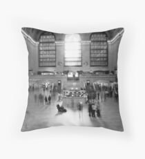 Grand Central Station 2 Throw Pillow