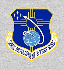 Space Development and Test WingLogo Kids Pullover Hoodie