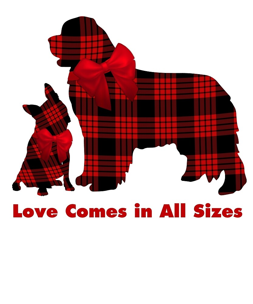 Love Comes in All Sizes by Christine Mullis