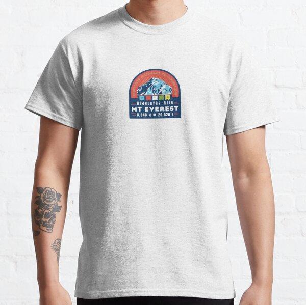 EVEREST T-shirt classique