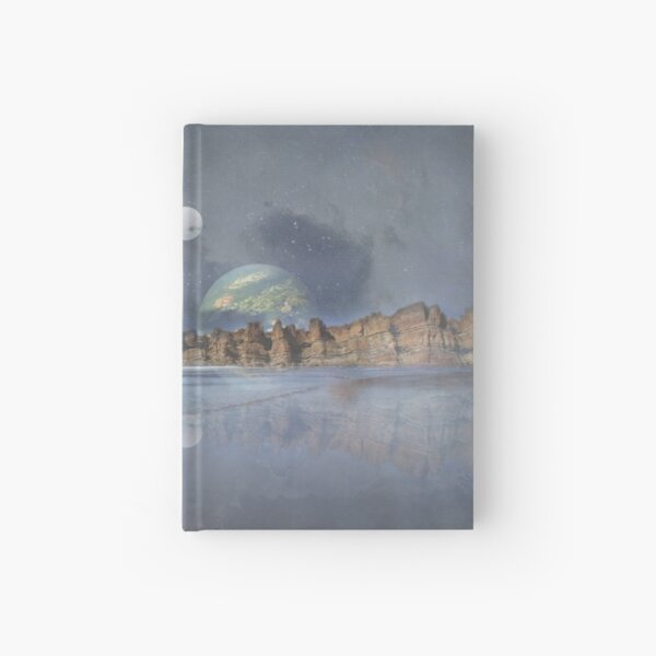 Planets Rise Hardcover Journal