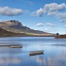 Loch Fada, Scotland by Curtis Budden