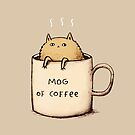 Mog of Coffee by Sophie Corrigan