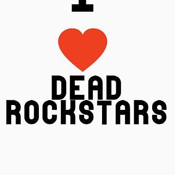 DEAD ROCKSTARS by Leway13