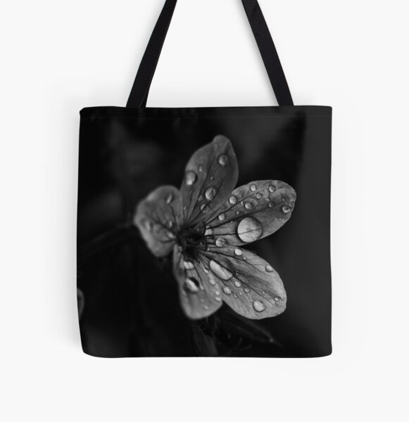 Tears From The Sky All Over Print Tote Bag