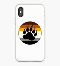Bear Pride iPhone Case