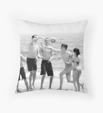 2011 109 1 pencil dust Throw Pillow