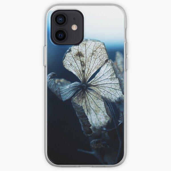 A Study In Blue iPhone Soft Case