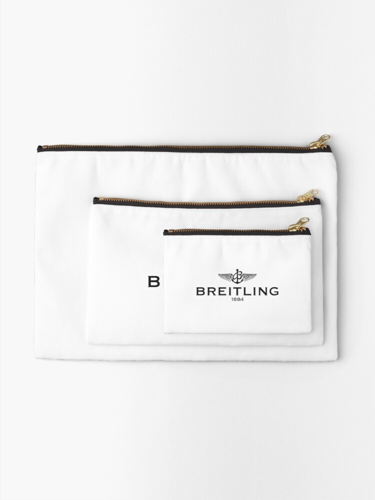 Alternate view of Best Selling Breitling Merchandise Zipper Pouch
