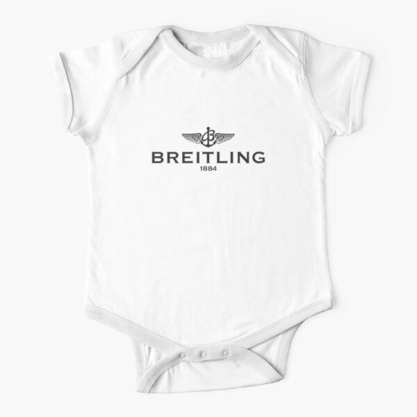 Best Selling Breitling Merchandise Short Sleeve Baby One-Piece
