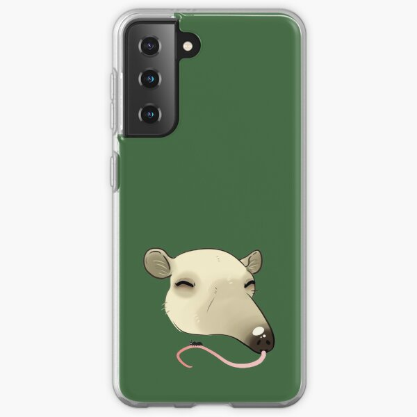 Tamanduas A Solid and Check Out This Anteater! Samsung Galaxy Soft Case