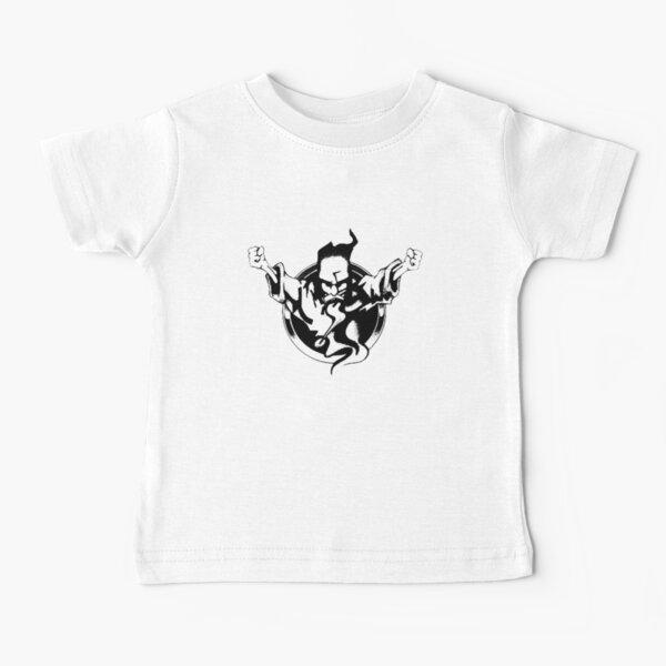 TooLoud EDM Heart Black Infant T-Shirt