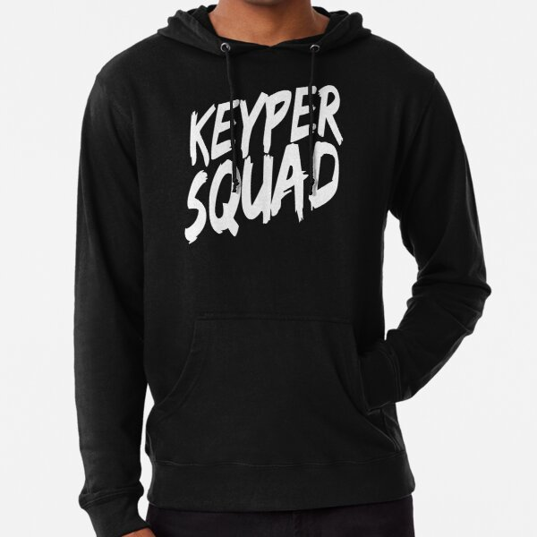 keyper squad from Collins key for women,Men and kids best gift idea Lightweight Hoodie
