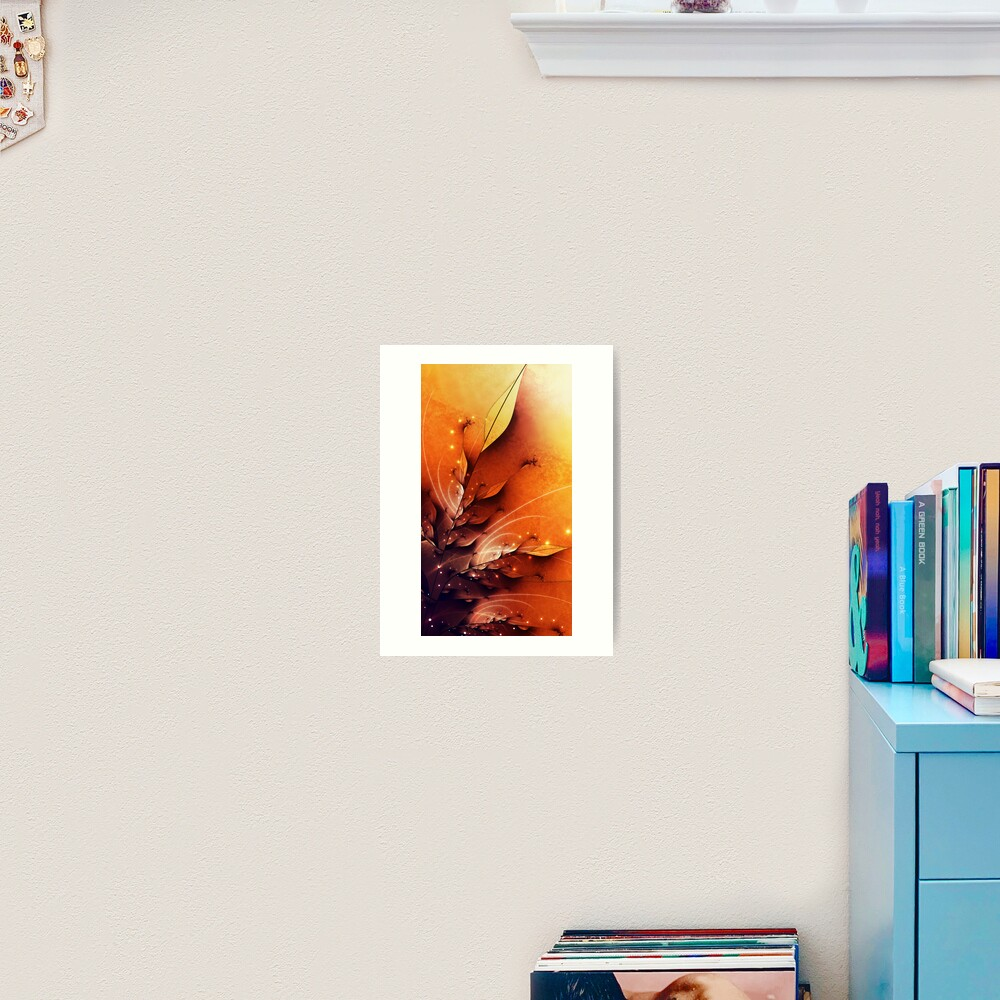 Sunset Lullaby Art Print
