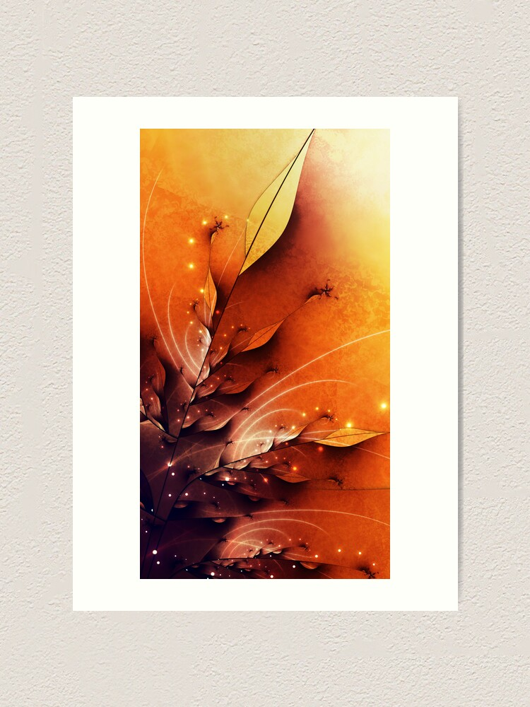Alternate view of Sunset Lullaby Art Print