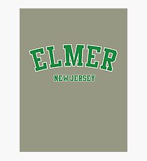 Elmer, New Jersey Photographic Print
