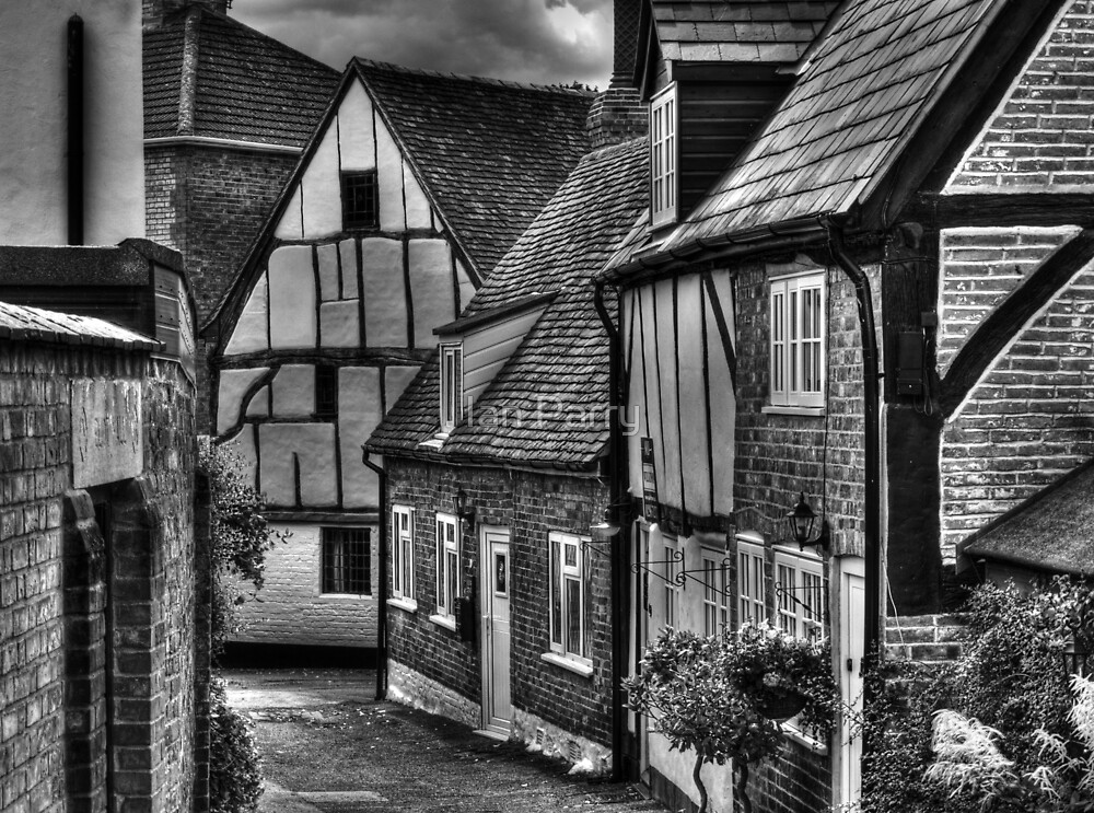 England by Ian Parry