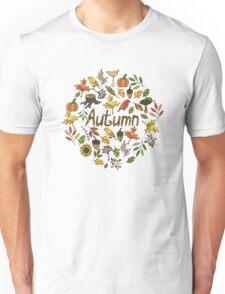 Bright autumn Unisex T-Shirt