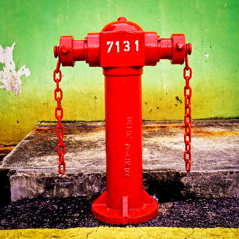 Hydrant More Teen Posters Art 69