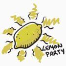 Lemon Party! by Andre Gascoigne