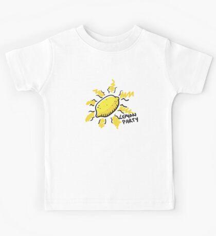 Lemon Party! Kids Clothes