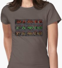 The DATE Women's Fitted T-Shirt