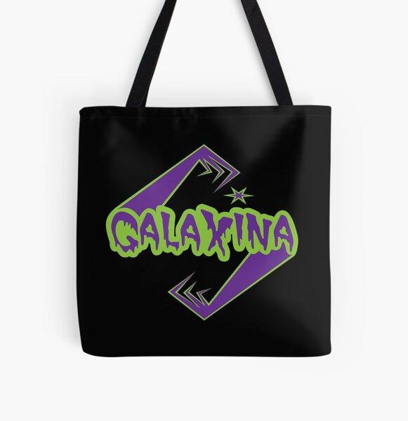 Galaxina Alien Arms Logo All Over Print Tote Bag