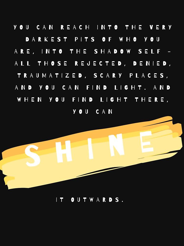Shine by ponderingtaylor