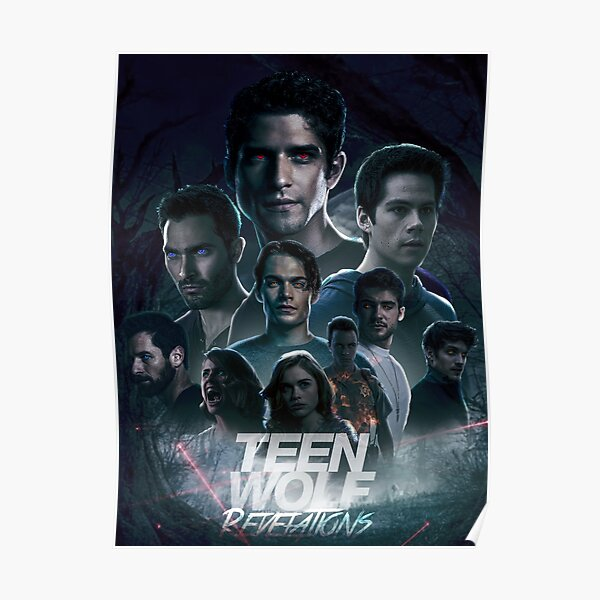 Teen Wolf Revelations Poster
