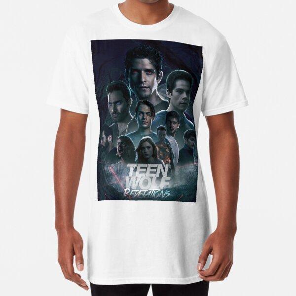 Teen Wolf Revelations Long T-Shirt