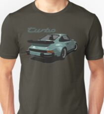porsche, 911, turbo Slim Fit T-Shirt