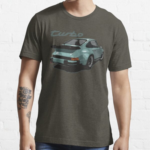 Porsche, 911, turbo T-shirt essentiel