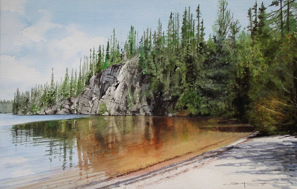 Sox Lake by Douglas Hunt