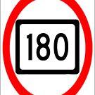 180 mph by Stephen Kane