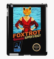 Foxtrot 8-bit iPad Case/Skin