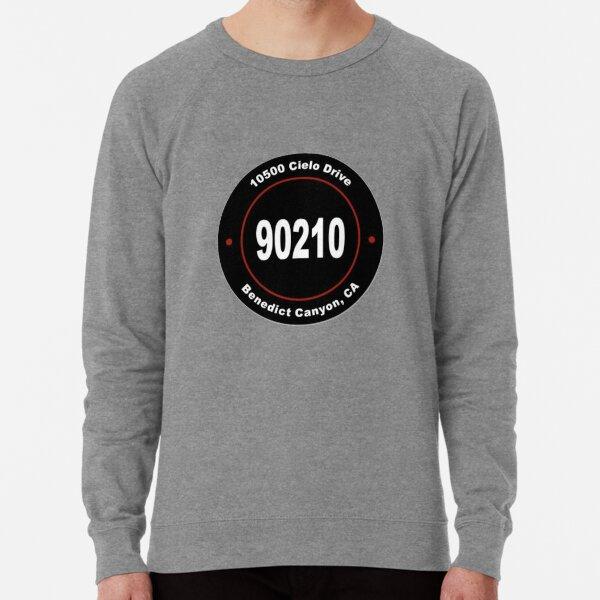 10500 Cielo Drive - Charles Manson  Lightweight Sweatshirt